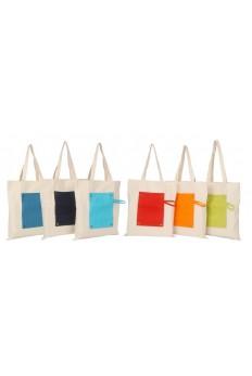 Foldable Canvas Bag