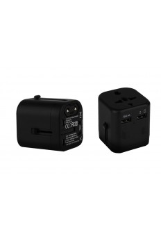 Travel Adapter with Smart IC