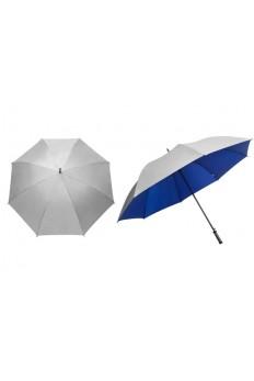 """30"""" Silver Auto Umbrella"""